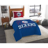 Philadelphia 76ers The Northwest Company Reverse Slam Comforter Set