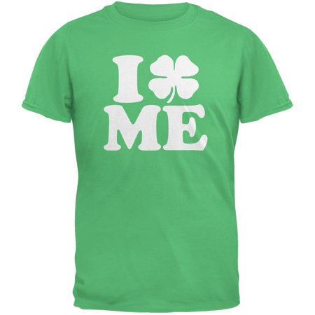 St. Patricks Day - I Shamrock Love Me Green Youth T-Shirt](Cute Girl St Patricks Day Outfits)
