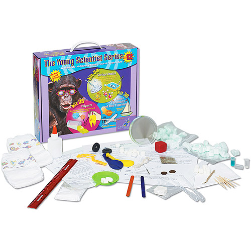 The Young Scientists Series - Science Experiments Kit - Set #12
