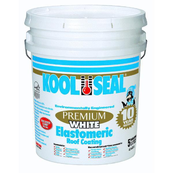 Kool Seal Rubber Roof Coating