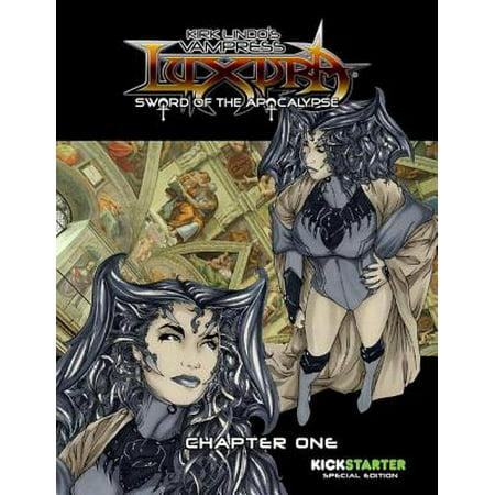 Apocalypse Sword - Vampress Luxura Sword of the Apocalypse Chapter 1 - eBook