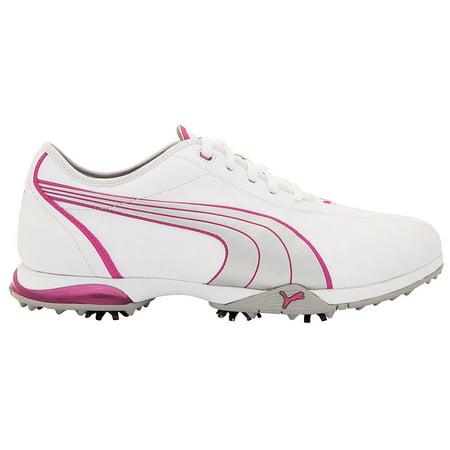 New Womens Puma PG Royal Tee Golf Shoes White Puma Silver Cabaret - Any  Size! - Walmart.com c162bf577