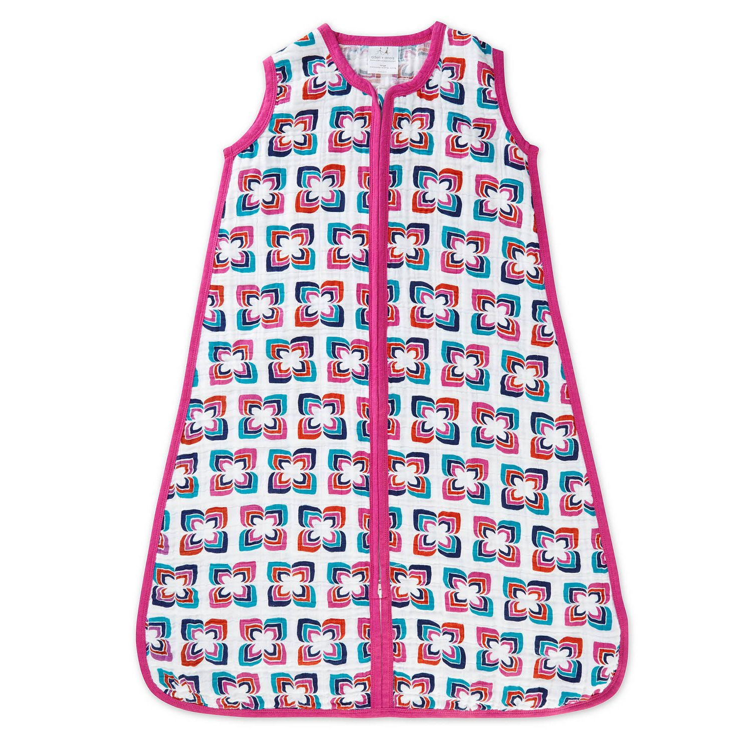 Aden   Anais Classic Sleeping Bag - Flip-Side - S