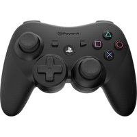 PowerA Wireless Controller for PlayStation 3 - Black