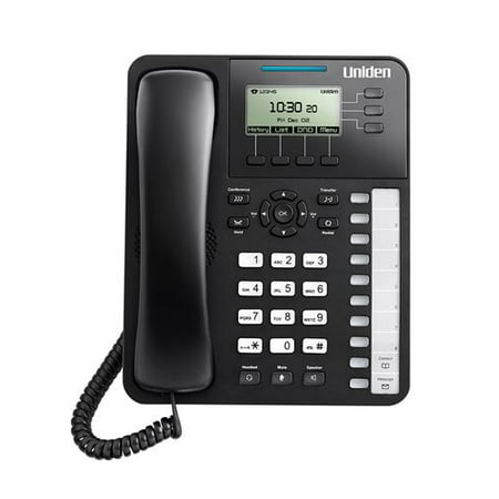 Uniden UN-UIP3000 Mid Level SIP Telephone