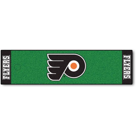 FanMats NHL Philadelphia Flyers Putting Green Mat