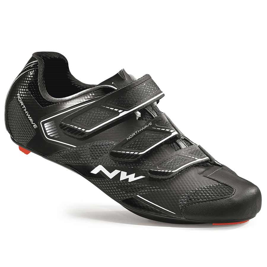 Northwave, Sonic 2 , Road shoes, Black, 45