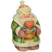 G.Debrekht 517624 Derevo Collection Santa Growing Love 4 in.