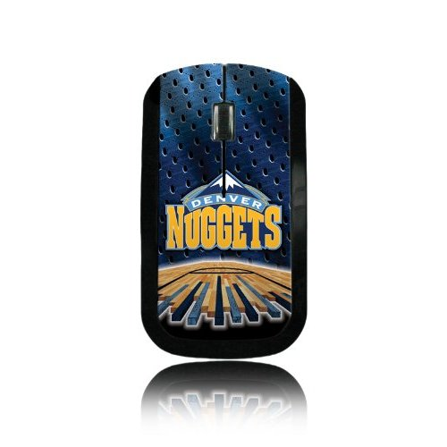 Denver Nuggets Wireless USB Mouse