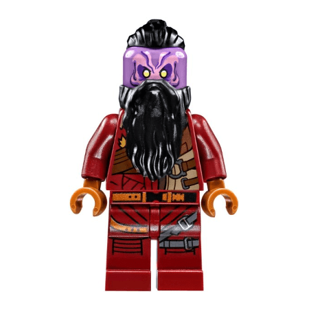 LEGO Super Heroes - Guardians of the Galaxy Vol 2 Taserface Minifigure