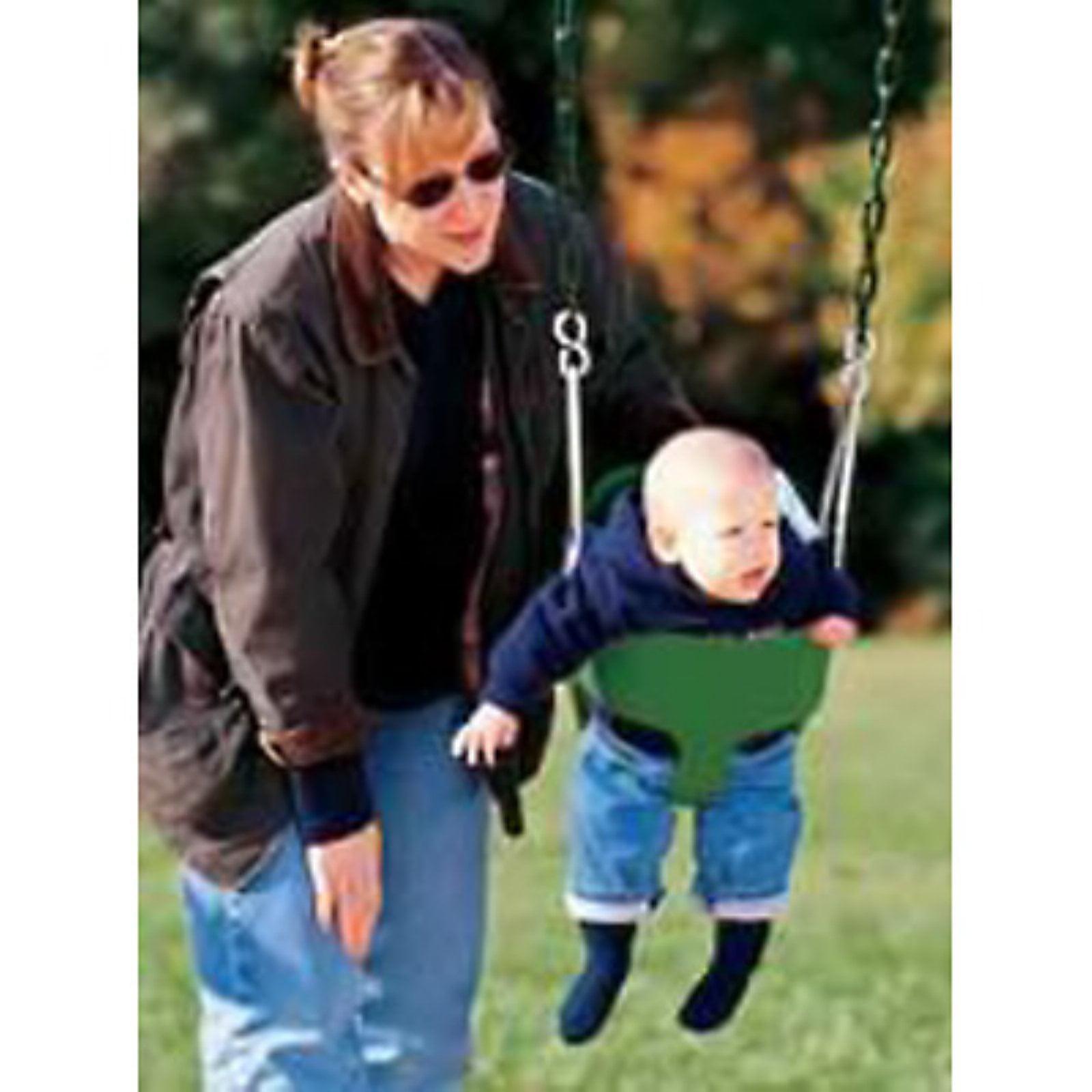 Kidwise Bucket Toddler Swing