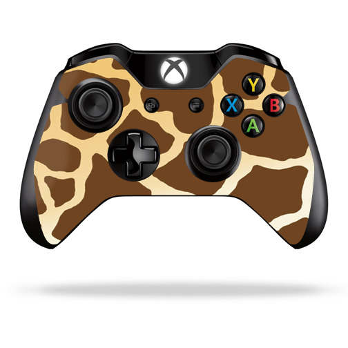 Protective Vinyl Skin Decal Cover for Microsoft Xbox One/ One S Controller wrap sticker skins Giraffe