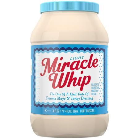 how to make kraft miricle whip mayo