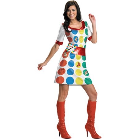 Twister Adult Halloween Costume