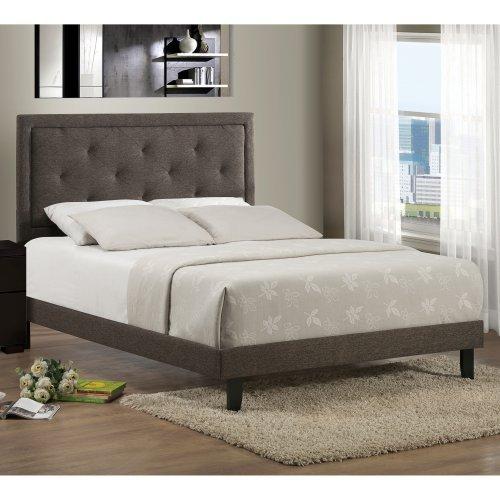 Hillsdale Becker Upholstered Panel Bed