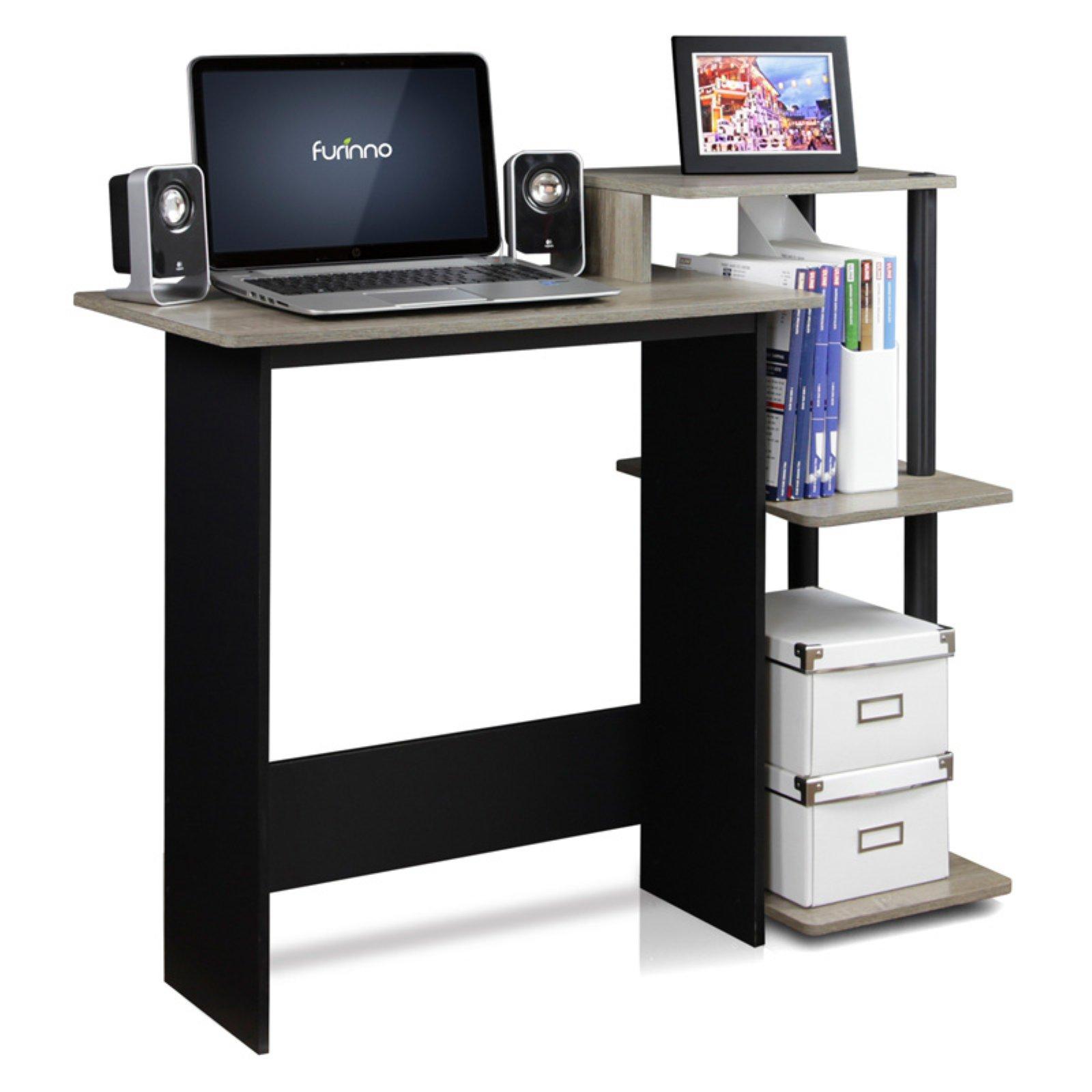 Furinno 11192 Efficient Home Laptop Notebook Computer Desk Multiple Colors Com