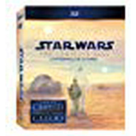 Star Wars Complete Saga - Bx [Blu-ray] (Star Wars Complete Saga Not Blu Ray)
