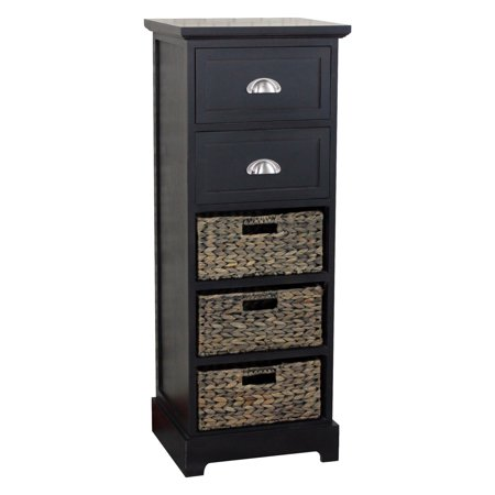 Gallerie Decor Newport 5 Drawer Table