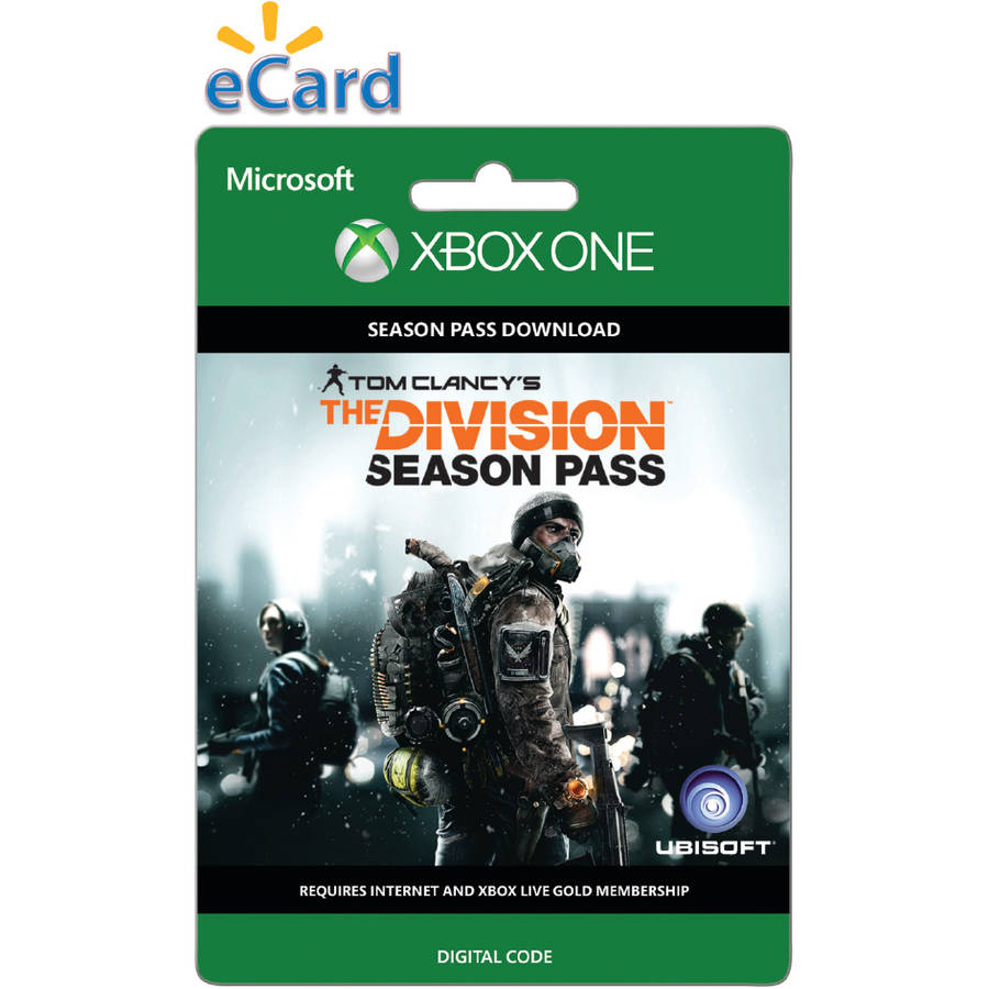 Tom Clancy The Division Season Pass (Xbox One) (Email Delivery)