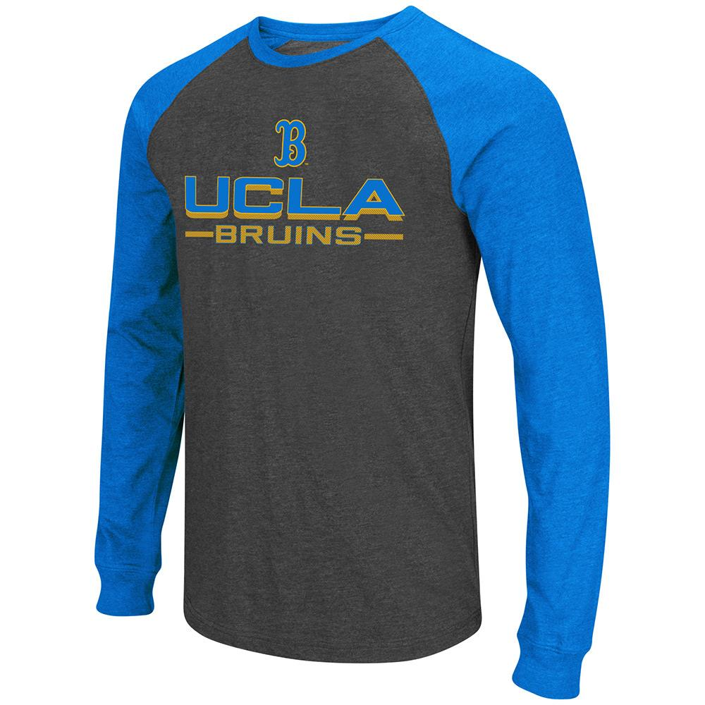 Mens NCAA UCLA Bruins Olympus II Long Sleeve Tee Shirt