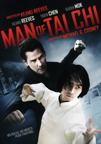 Man of Tai Chi by