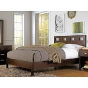 Modus Furniture International Nevis 1-Drawer Nightstand, Espresso
