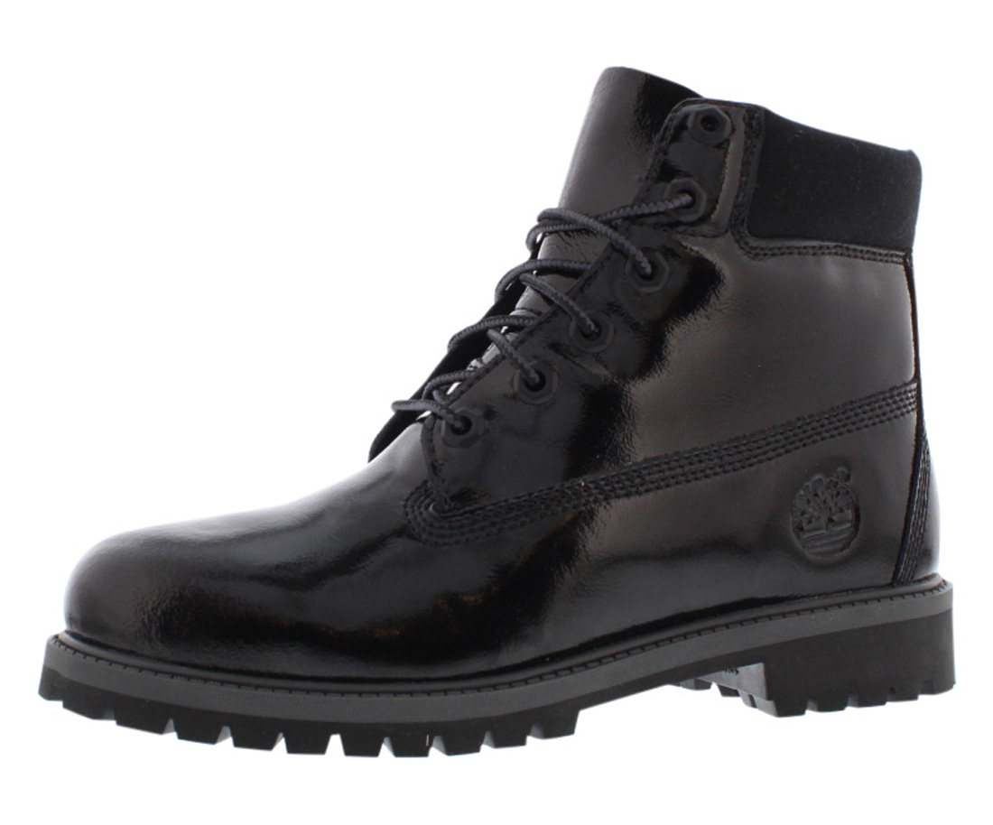 Timberland 6 Inch Classic Grade School Boots Junior's Shoes Size by Timberland