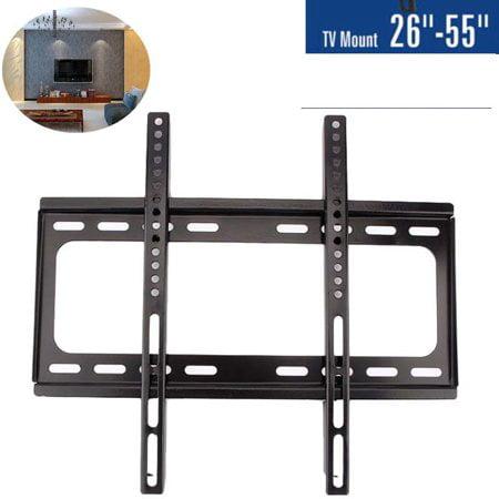 Full Motion Tv Wall Mount Bracket For 26 27 32 46 50 55 Inch Led Lcd Flat