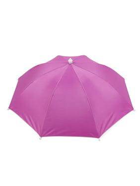 Unique Bargains Umbrella Hat Golf Fishing Camping Headwear Cap