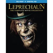 Leprechauns The Complete Movie Collection (Blu-ray + Digital HD)