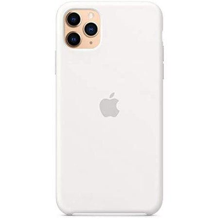 Silicone Case for Apple iPhone 11 PRO, Microfiber Clothing, Silk Finish, Shockproof, Anti-Scratch, Qi Wireless Charging - image 1 of 5