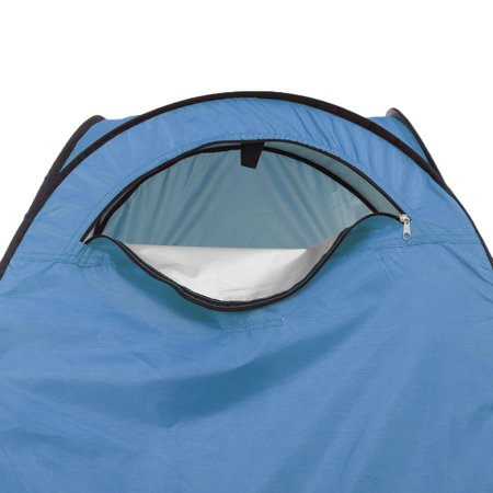 Easy Popup Privacy Shower Tent Portable Outdoor Sun Rain