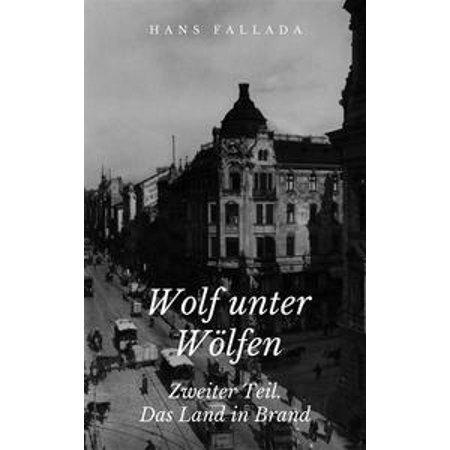 - Wolf unter Wölfen - Zweiter Teil. Das Land in Brand - eBook