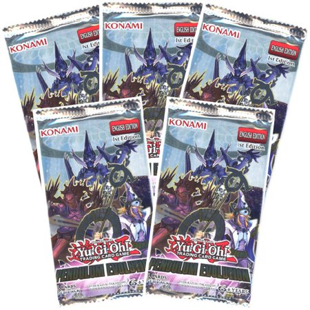 Yu-Gi-Oh Cards - Pendulum Evolution - Booster Packs (5 Pack Lot)