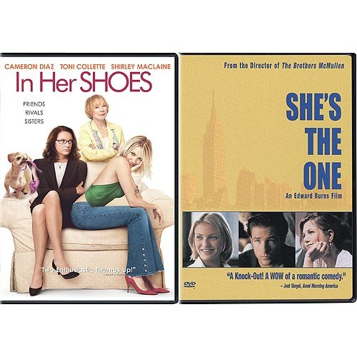 In Her Shoes / She's The One (Full Frame)