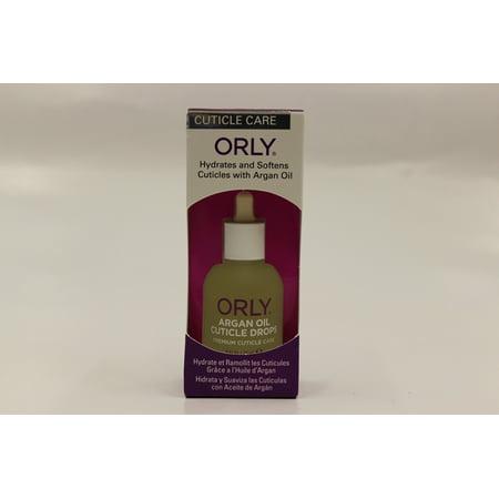 ORLY- Nail Treatment- Argan Oil Cuticle Drops  .6 oz