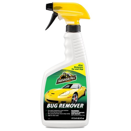 Armor All Bug Remover, 16 oz. Spray,  Pre-Wash Treatment, Auto Cleaner, Car Wash, Auto Detail, 17215