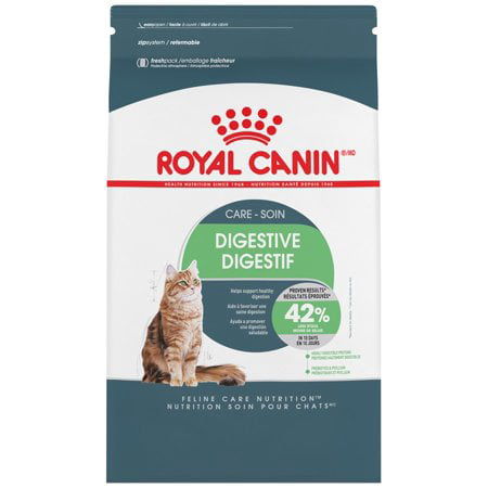 Royal Canin Feline Digestive Care Dry Cat Food, 3