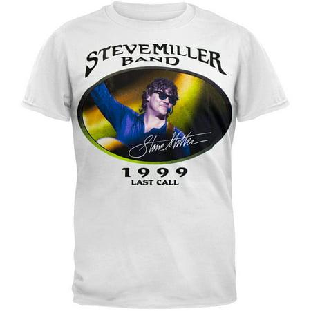 Steve Miller - Last Call 1999 T-Shirt
