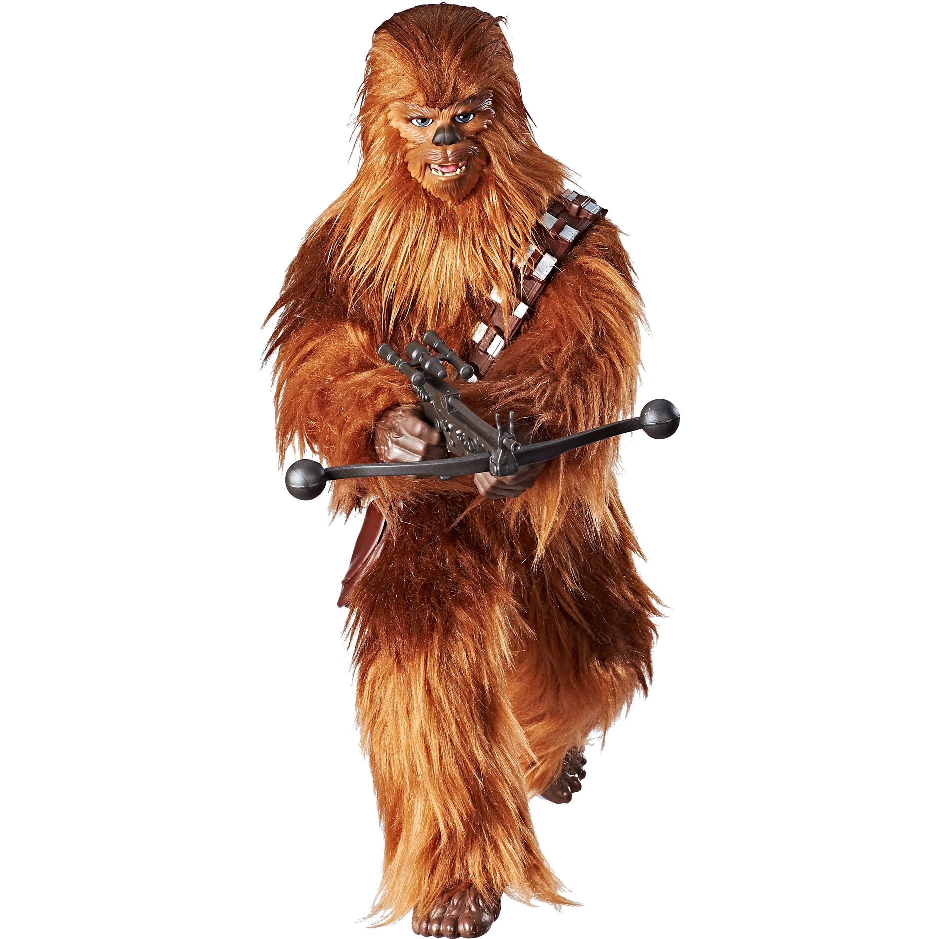Star Wars Forces of Destiny Roaring Chewbacca Adventure Figure