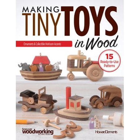 Tiny Hands Toy (Making Tiny Toys in Wood)