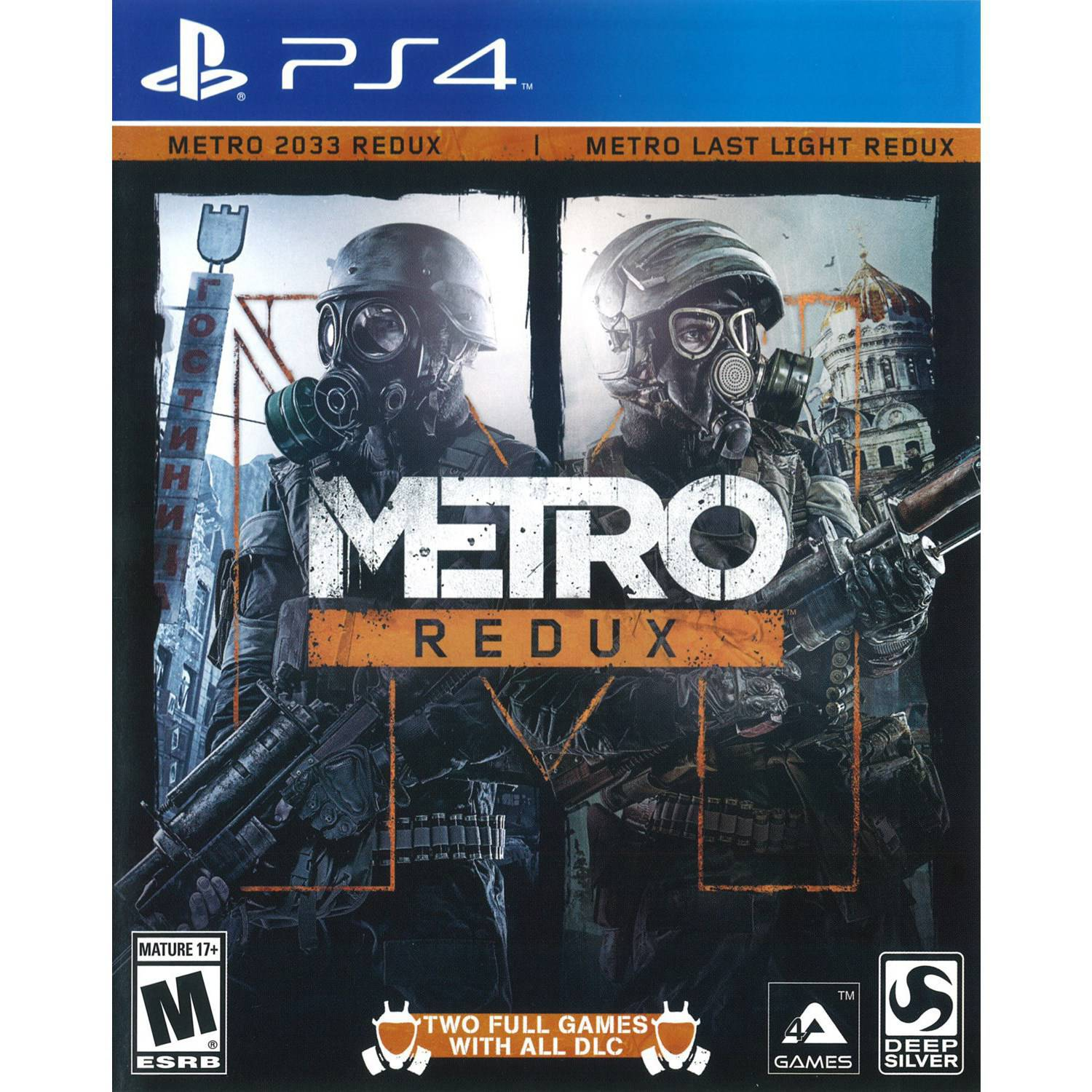 Metro Redux (PS4) - Pre-Owned