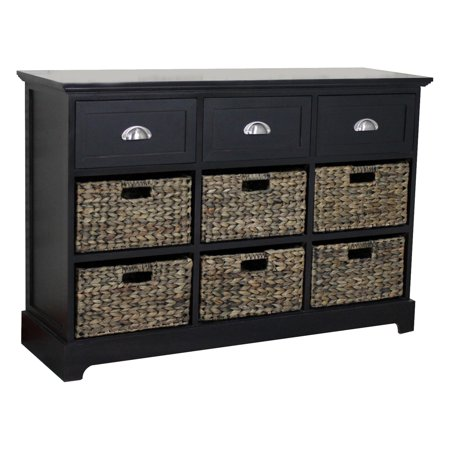 Gallerie Decor Newport 9 Drawer Table ()