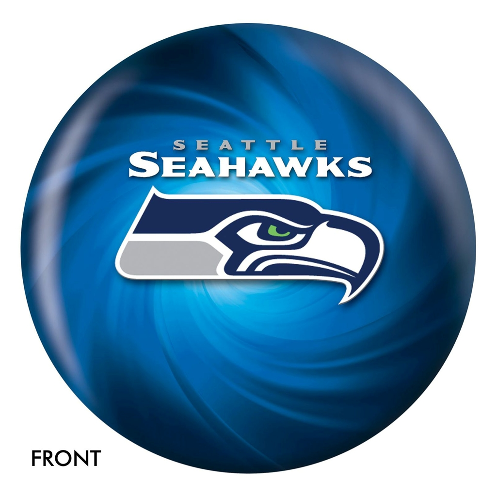 Seattle Seahawks NFL Bowling Ball (10lbs)