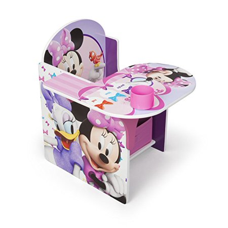 disney chair with desk minnie. Black Bedroom Furniture Sets. Home Design Ideas