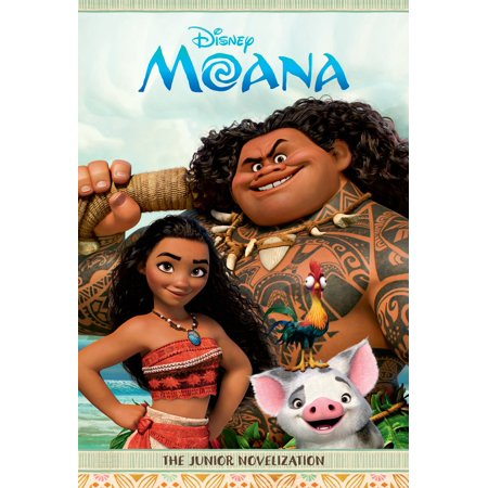 Moana  The Junior Novelization