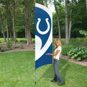 Indianapolis Colts Official NFL 8' Tailgate Banner