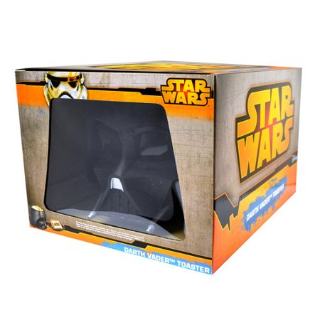 Star Wars Darth Vader 2-Slice Toaster