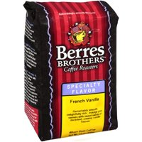 Berres Brothers Coffee Roasters Specialty Flavor French Vanilla Whole Bean Coffee, 12 oz