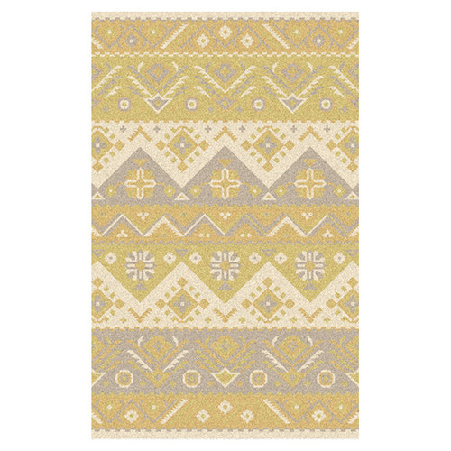 Surya Jewel Tone Cream Area Rug